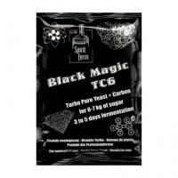 Дрожжи с углем Black Magic TC6