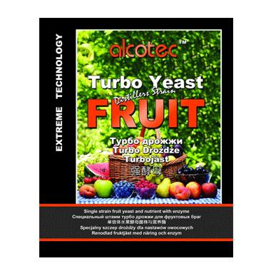 Турбо дріжджі Alcotec Fruit  для фруктової браги