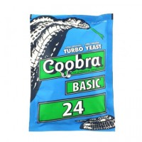 Дрожжи Coobra Turbo 24 Basic