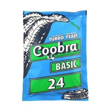 Спиртовые дрожжи Coobra Turbo24 Basic
