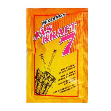 Трубо дріжджі MixerMen Jas Kraft 7