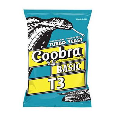 Спиртові дріжджі Coobra T3 Basic