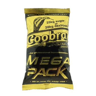 Дріжджі турбо Coobra MegaPack 100l