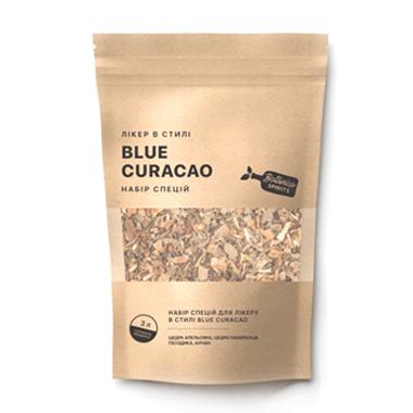 Набір трав для лікеру Blue Cracao