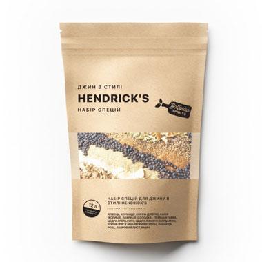Набір спецій для джина Hendrick's