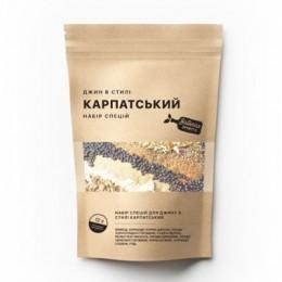 Набор специй для настойки Джин Карпатский