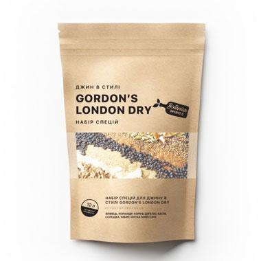 Набір спецій для джина Gordons London Dry