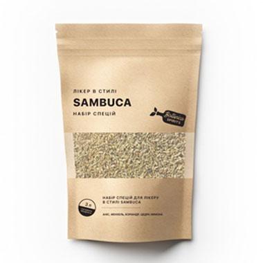 Набір трав і спецій для настоянки в стилі Sambuca