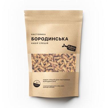 Набор специй для настойки Бородинская