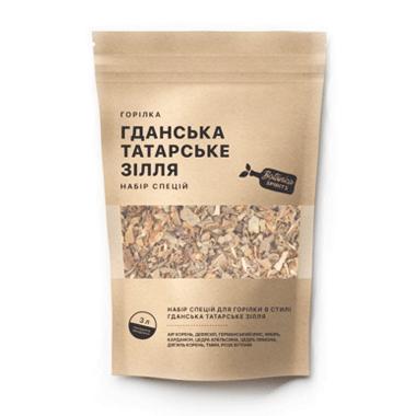 Трав'яний набір для горілкиГданськататарське зілля(3 л)
