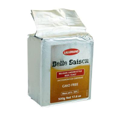 Дрожжи для пива Danstar Belle Saison, 500 г