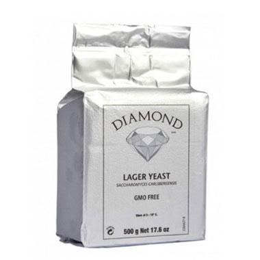 Дріжджі Diamond Lager, 500 г