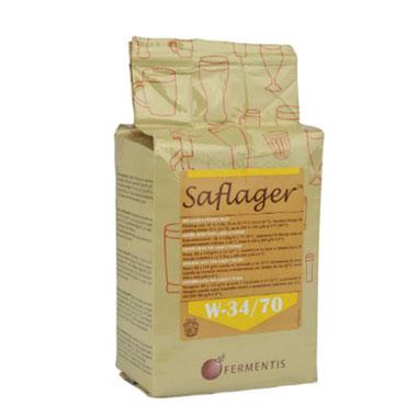 Дрожжи Safale W-34/70, 500 гр