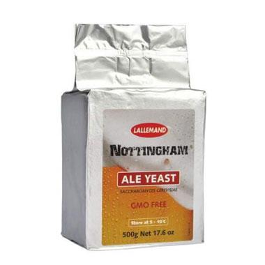 Пивные дрожжи дрожжи Nottingham Ale (сухие), 500 гр