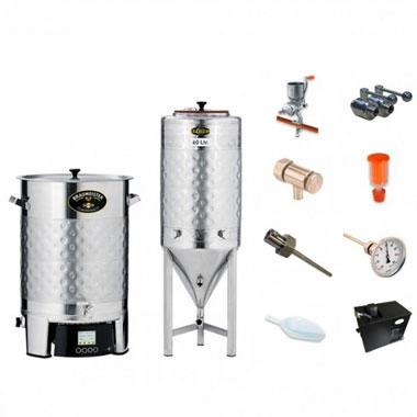 Комплект для пивоваріння Braumeister Plus Pro, 50 л