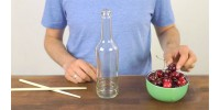 Простий рецепт настойки на вишневих кісточках
