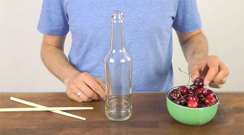 Настоянка на вишневих кісточках рецепт